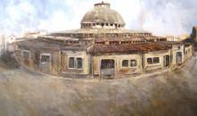 L'archeologia industriale veronese nei dipinti di Simone Butturini