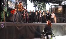 Il cast di Romeo e Giulietta per Accessibile è meglio