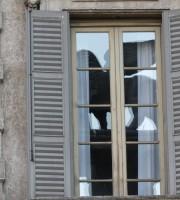 20160813 Leone San Marco Palazzo Mazzanti Verona dismappa