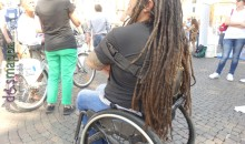 Dreadlocks on wheels