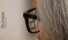 I libri negli occhiali di Patrizia
