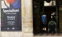 Accessibilità Galleria Orler Piazzetta Pescheria