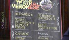 Estate Teatrale Veronese 2017 – Prosa e danza