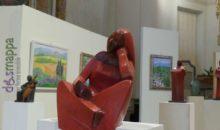 Mostra al femminile tra pittura e scultura
