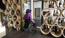 Accessibilità enoteca Vivavino