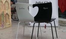 La sedia di Giulietta e Romeo