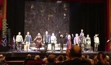 Paolo Rossi a Verona con Molière: la recita di Versailles