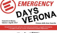 Emergency Days Verona – Prima edizione