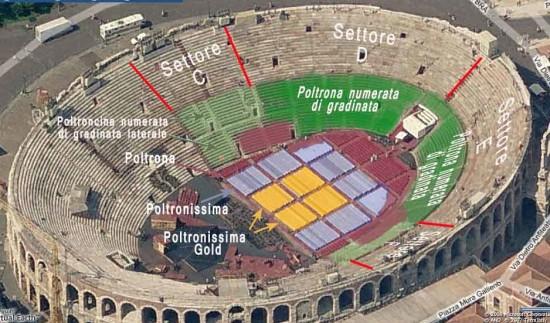 mappa arena-verona-pianta posti