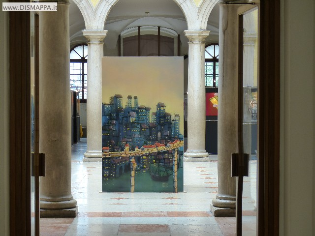 UncontainableArt - Visioni digitali di Matthew Watkins