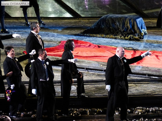 La Traviata, prima all'Arena di Verona, Festival del centenario areniano