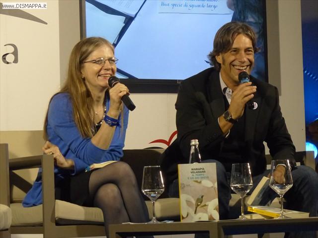 Mariapia Veladiano presenta il romanzo Il tempo è un dio breve a LibrarVerona