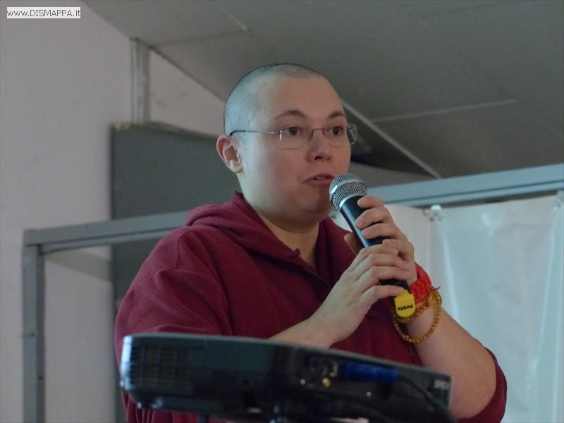 Cena tibetana per Karuna Home for the Disabled